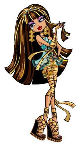 Sestra od Cleo De Nile je...