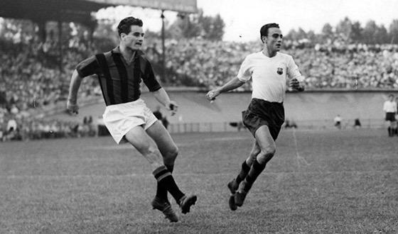En 1952, contre le FC Barcelone, les niçois perdent la finale d'une Coupe qui s'appelait ......