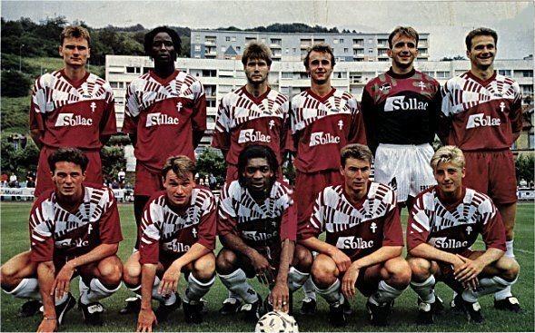 Quel est le surnom des joueurs du FC Metz ?