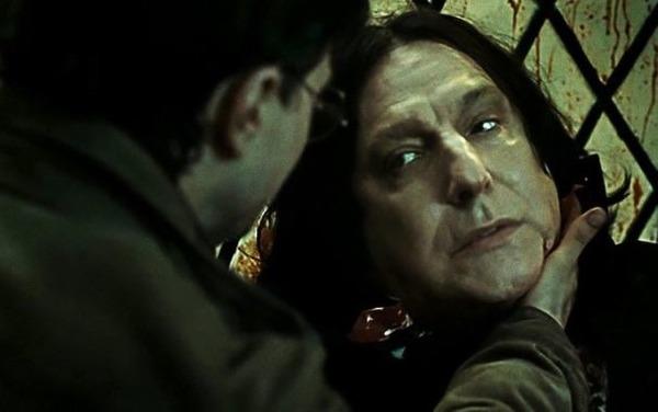 Par qui Severus Rogue a été tué ?