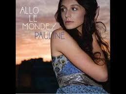 Dans la chanson '' Allo le monde '' de Pauline. Retrouvons 3 mots manquants. Allo le monde Est-ce que _   _   _ ?