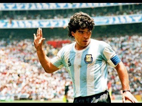 Diego Maradona a-t-il marqué lors de cette finale ?