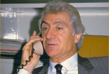 Président du PSG de 1978 à 1991, il s'agit de ?