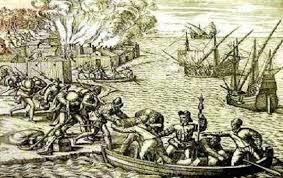 Política que impuso España a sus colonias en América, en virtud de la cual los habitantes sólo podían comerciar con barcos españoles autorizados, y cualquier transacción con otro país u organización estaba prohibida.
