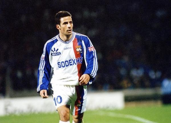 Ludovic Giuly a été formé à l'Olympique Lyonnais.