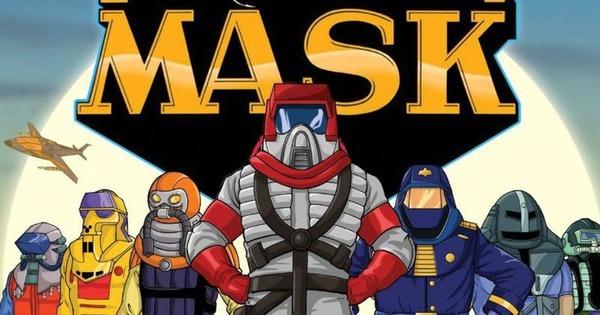 La série MASK est une production franco-.........