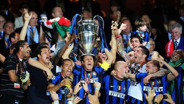 Qui perd la finale de 2010 contre l'Inter Milan ?