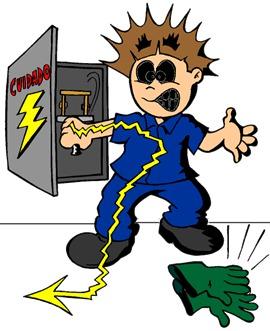 Acerca de primeiros socorros julgue o item a seguir: Deve-se agarrar a vítima e retirá-lo do contato caso os condutores elétricos energizados não possam ser desligados.