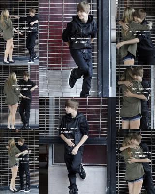Avec qui Justin Bieber sortait-il avant d'être célèbre ?