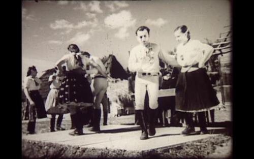 Ako sa volá názov filmu v ktorom sú zaznamenané tance z Pozdišoviec?