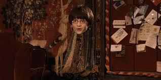 A qui appartenait la cape d'invisibilité qu'Harry a reçu ?