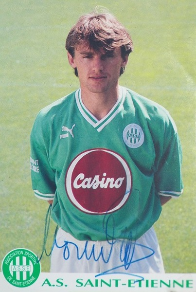 Passé par Saint-Etienne, qui est ce joueur ?