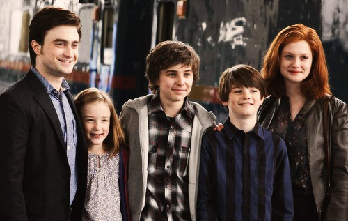 Hogy hívják Harry és Ginny gyerekeit ?