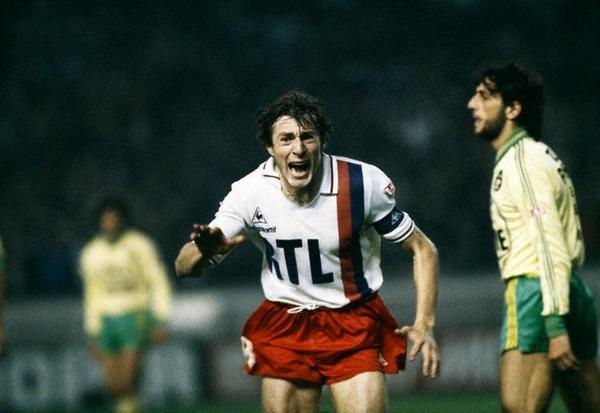 Pour quel club Luis Fernandez a-t-il quitté le PSG en 1986 ?