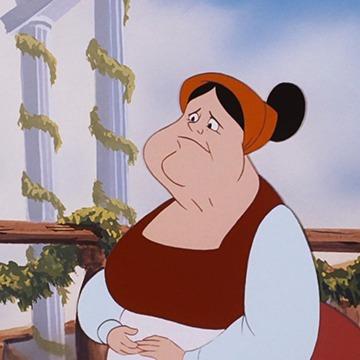 Quel est le nom de ce personnage dans La Petite Sirène ?