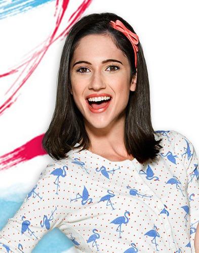 Met wie is Francisca in seizoen 3?