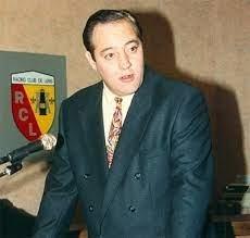 En quelle année Gervais Martel a-t-il été nommé président du RCL pour la première fois ?