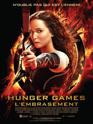 """En quelle année est sorti le film """"Hunger Games 2 l'Embrasement"""" ?"""