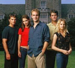 Avec qui Joey décide-t-elle de partager sa vie à la fin de la série Dawson ?