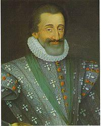 Où fût assassiné Henri IV ?