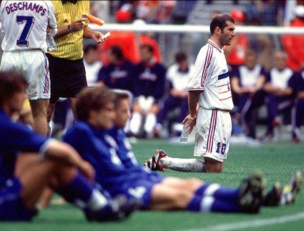 L'issue de ce match se décidera aux tirs aux buts. Quel Français va manquer sa tentative ?