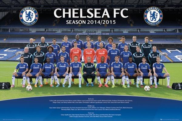 Kto bol najlepším ligovým strelcom Chelsea v sezóne 2014/15?