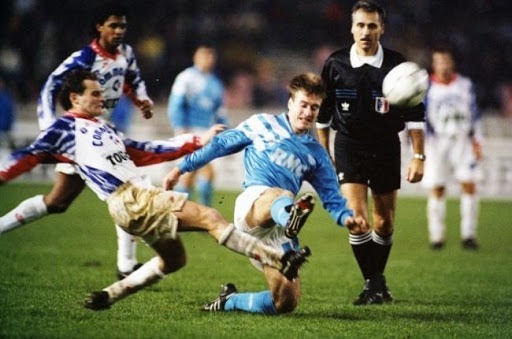 Durant sa carrière marseillaise, Didier Deschamps a été prêté un an à ...