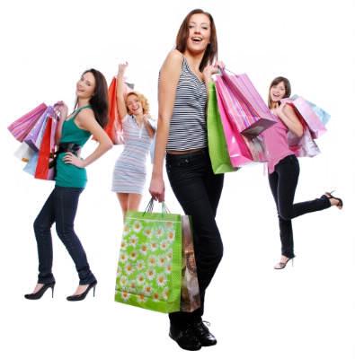 Pour aller faire du shopping que mettez-vous ?