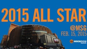 Où aura lieu le All Star Game 2015 ?