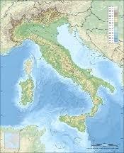 Peta negara apakah pada gambar tersebut ?