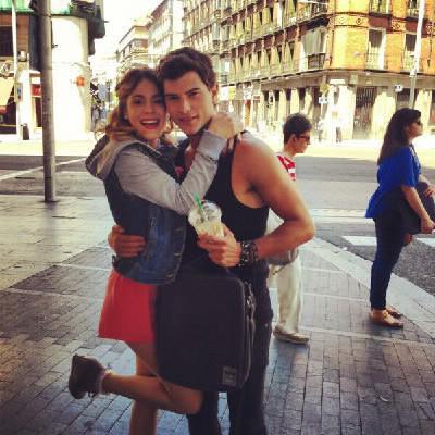 Violetta va-t-elle embrasser Diego ?