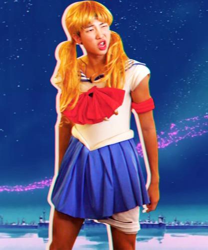 Sailor Moon'un seksi olduğunu düşünen üyemiz hangisi ?