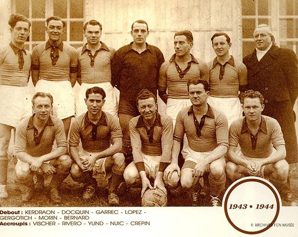En quelle année le FC Nantes a-t-il été fondé ?
