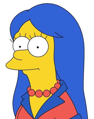Quel est le nom de jeune fille de Marge Simpson ?