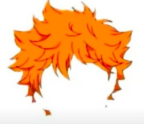 Petit bonus : À qui appartiennent ces cheveux ? 🔥 Donnez moi dans les commentaires 1 mot pour qualifier Sakura ! 😉