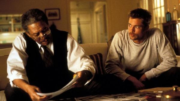 Qui a réalisé le film « Seven » avec Brad Pitt ?