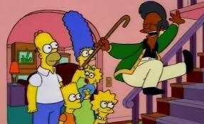 Nouvelle famille : quel est le métier d'Apu Nahasapeemapetilon ?