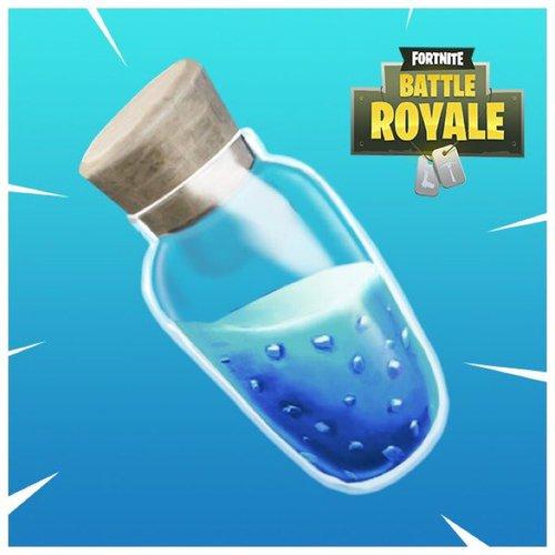 Quantos pontos de escudo você recebe por um frasco ?