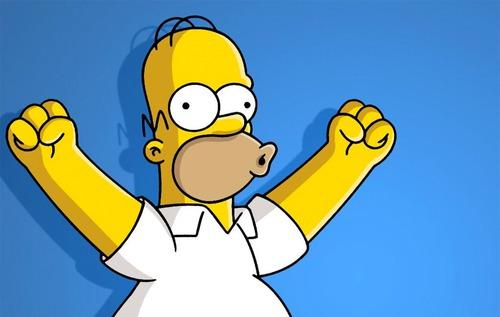Quelle est la phrase légendaire de Homer ?