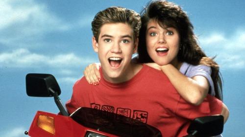 Dans quelle série pouvait-on voir Zack et Kelly ?