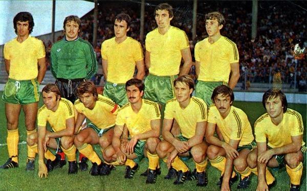 En 1977, les Canaris remportent leur .....
