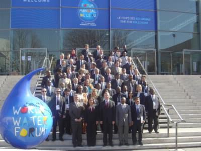 Le 6e Forum Mondial de l'Eau a eu lieu à Marseille en 2012. Où et quand s'était tenu la première édition de cette manifestation ?