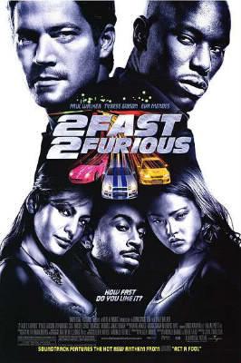 """En quelle année est sorti le film """" 2 Fast 2 Furious"""" ?"""