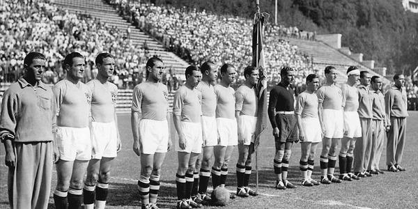 Lors de la seconde finale en 1934, a qui l' Italie est-elle opposée ?