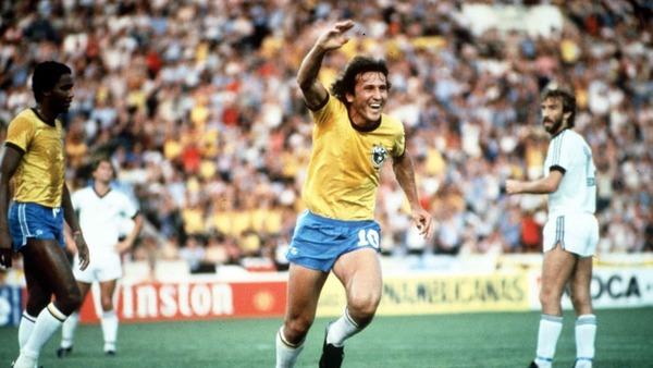 En 72 sélections combien Zico compte -t-il de buts pour La Seleção ?