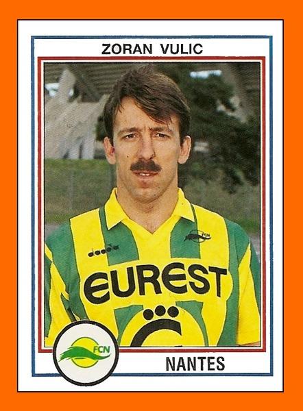 Zoran Vulic, l'ancien joueur nantais, est de nationalité ...