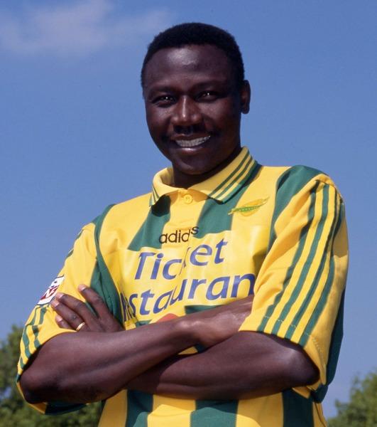 Qui est ce joueur tchadien qui a fait le bonheur des nantais dans les années 90 ?