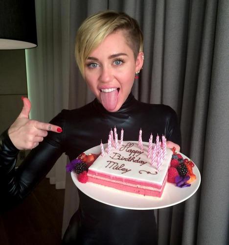 Quel âge a Miley Cyrus ?