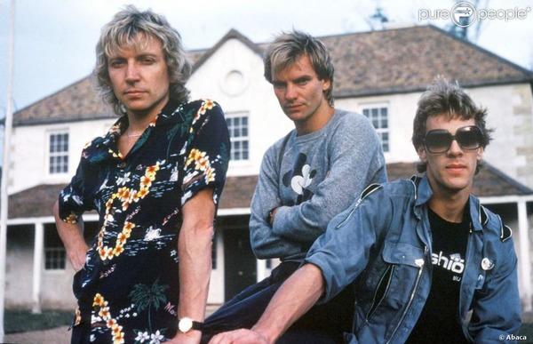 L'album Reggatta de Blanc fait partie de la discographie de quel groupe ?