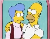 Qui est cette Simpson, femme et mère respective d'Abraham et Homer ?
